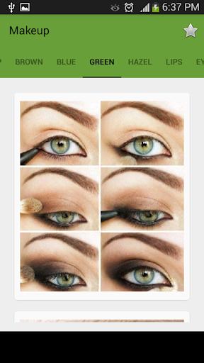 Makeup screenshot 3