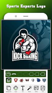 Logo Esport Maker   Create Gaming Logo Maker (MOD, Ad-Free) v1.7 5