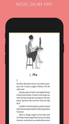 novel dilan apk latest version app by alan media