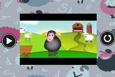 baa baa black sheep - app for kids - náhled