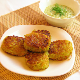 Crunchy Vegetable Cutlets