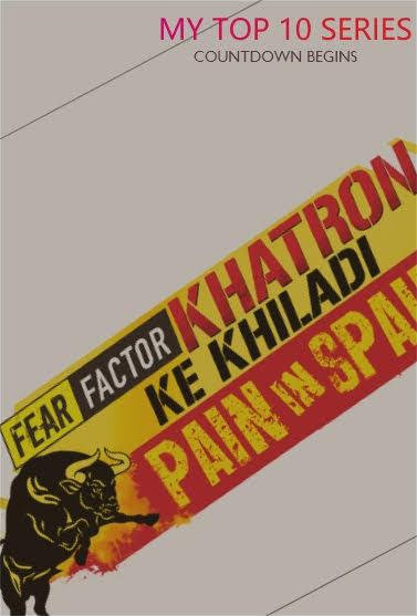 Khatro ke Khiladi -Top 10 India's Most Lovable Reality Shows