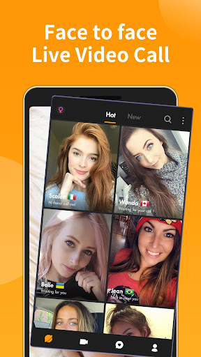 Meetchat-Social Chat & Video Call to Meet people Apk 1