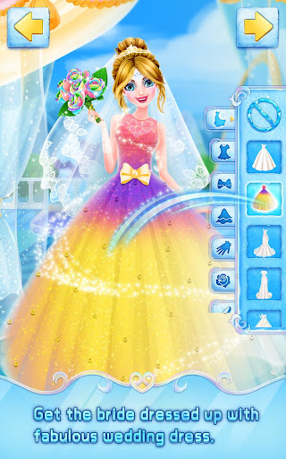 Ice Princess Royal Wedding screenshot