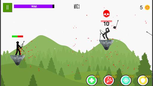 Stickman Archer Fight: Super Bow Arrow Battle 1.2.3 screenshots 3