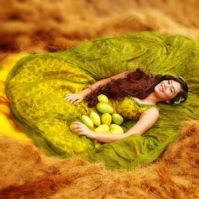 mangoes by Banggi Cua - People Fashion