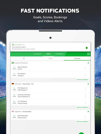 SKORES - Live Football Scores  screenshots 8