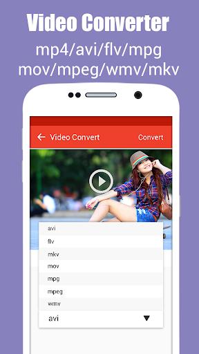 Video Converter - All formats video converter Apk 2