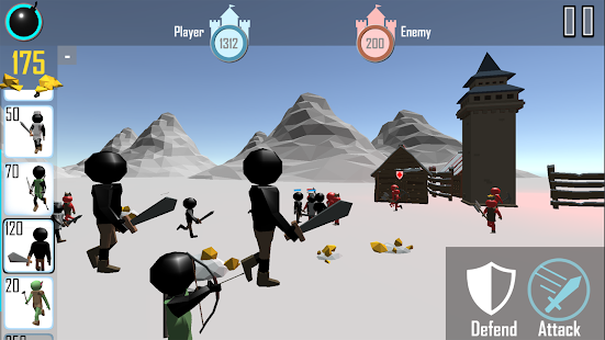 Stickman: Legacy of War 3D Hack for the game