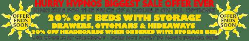 Hypnos Biggest Sale Offer