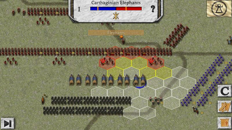 Battles of the Ancient World Screenshot 3