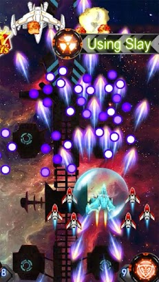 Space Galaxy War screenshot