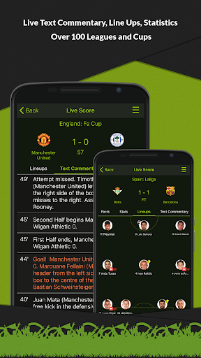 Footylight - Football Highligths & Livescore 5.6.7 screenshots 2