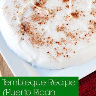 Tembleque Recipe (Puerto Rican Coconut Pudding) Recipe