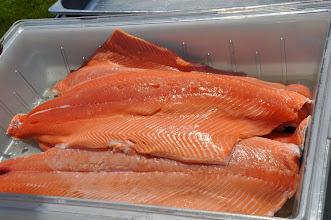 Photo: salmon for baking
