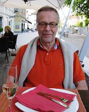 Photo: Ljubljanan intialaista ruokaa odotellessa