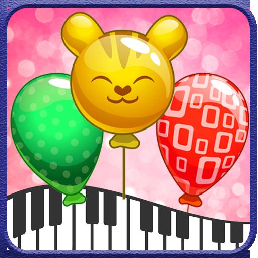 Piano Balloon Tiles : Sky Songs and Music Game - Apps en
