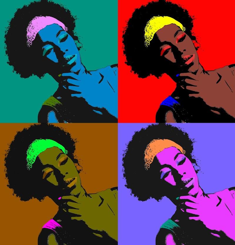 Andy Warhol Style!  di Migliu