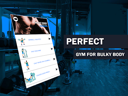 Gym Body – Perfect Fitness Workouts, Handy trainer 9