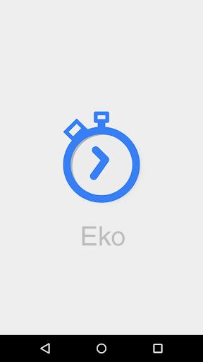 Eko - Talking Timer