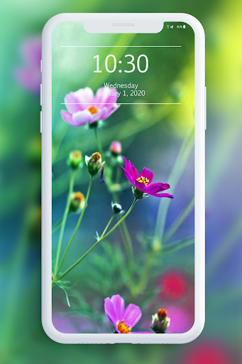 Flower wallpaper 1.1 screenshots 6