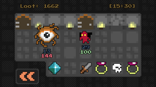 Roguelite Dungeon Crawler: Linear Roguelike RPG apkmr screenshots 4