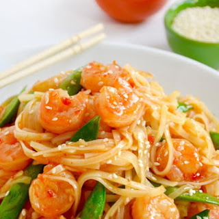 20-Minute Sweet and Sour Shrimp Stir-Fry