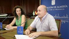 Antonio Gutiérrez, alcalde de Padules, en una imagen de archivo.