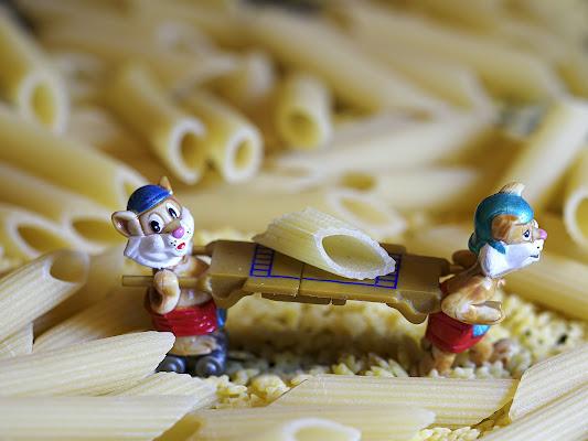 Le vere penne sono solo Italiane di alagnol