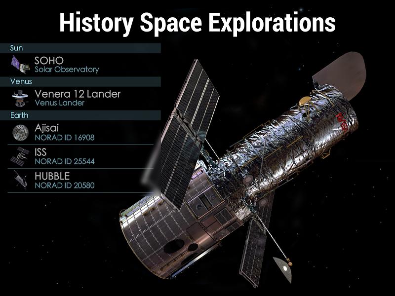 Solar Walk 2 - Spacecraft 3D & Space Exploration Screenshot 17