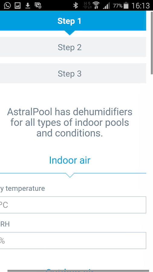 Astralpool Toolbox- screenshot