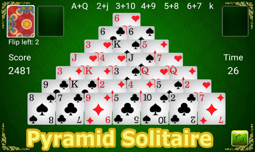 Solitaire 6 in 1  screenshots 2