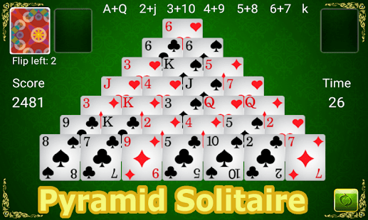 Solitaire 6 in 1- screenshot thumbnail