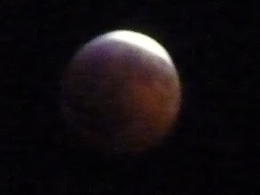 Photo: Lunar Eclipse from San Mateo California, 21/12/2010