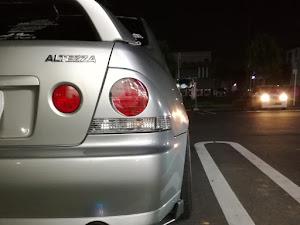 アルテッツァ GXE10 AS200 Z Edition 6MTのカスタム事例画像 たけちゃんさんの2019年07月08日03:24の投稿