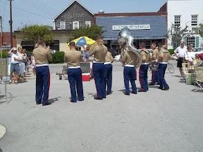 Photo: Marine Corps Jazz Band