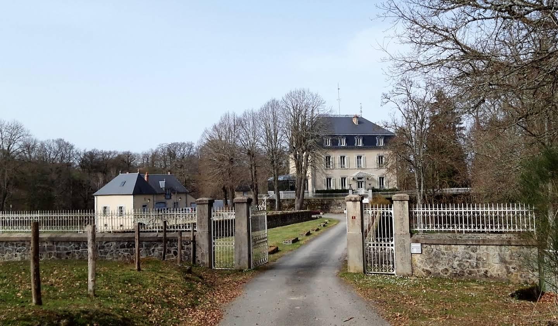 Propriété avec jardin Aubusson