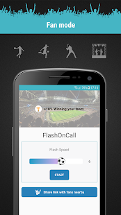 App FlashOnCall (call and app) APK for Windows Phone