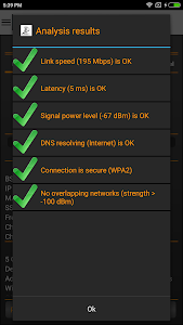 WiFi Analyzer Pro screenshot 3