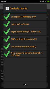WiFi Analyzer Pro - náhled