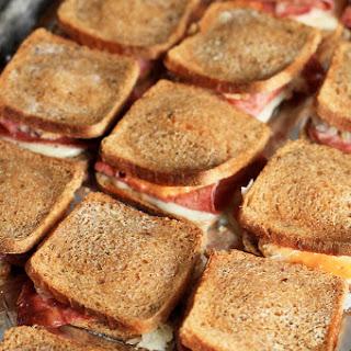 Mini-Rueben Sandwiches