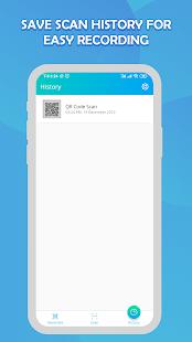 Free QR Code Reader - Barcode Scanner App