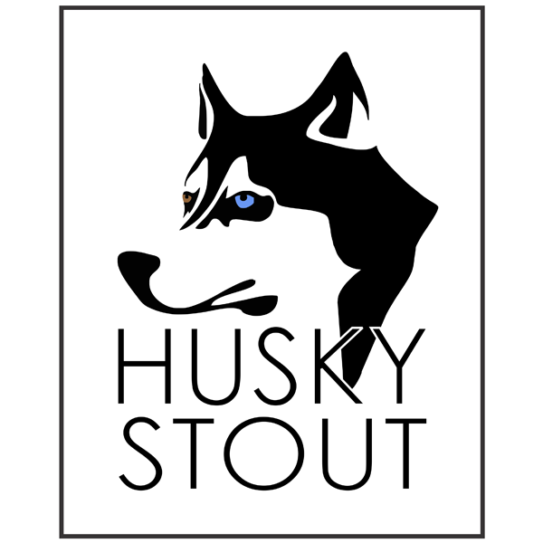 Logo of Brooks Husky Stout