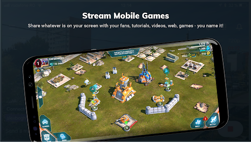 Streamlabs - Stream Live to Twitch and Youtube Screenshot