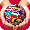 Флаги всех стран мира icon