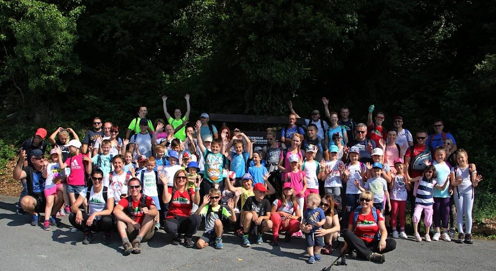 Osnovana dječja planinarska skupina Encijani - mali planinari