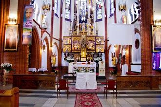 Photo: Wirek - kościół pw. św. Wawrzyńca i św. Antoniego