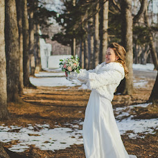 Wedding photographer Anna Trofimova (annavlasenko). Photo of 05.04.2018