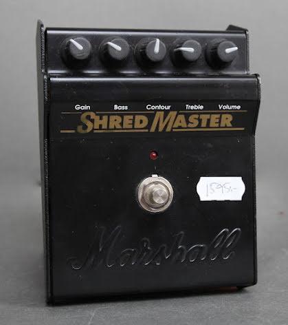 Marshall Shredmaster USED. Good condition. No box or PSU.