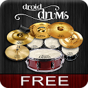 Drums Droid HD 2016 Free mobile app icon